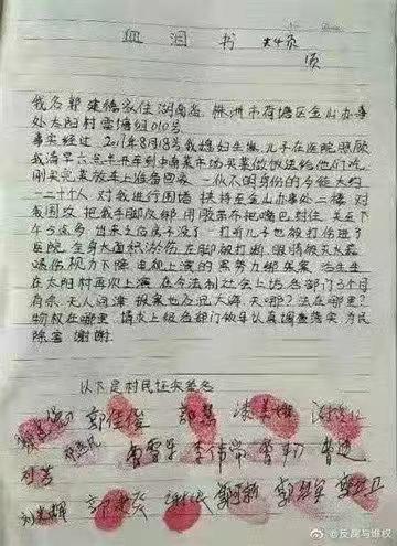 遭黑恶绑架非法拘禁致残,盼湖南株洲政府为民作主